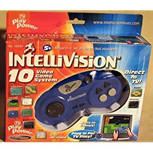 Intellivision Video Game System 2nd Edition Plug N Play