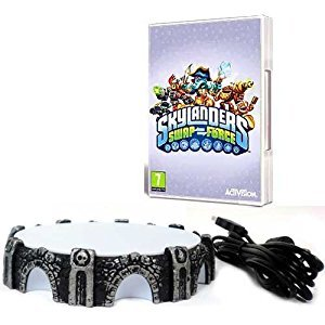 Skylanders SWAP FORCE LOOSE Base Set NINTENDO WII [Includes Wii Video Game, Portal] by Unknown