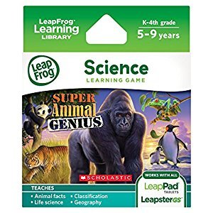 LeapFrog Explorer Learning Game: Animal Genius