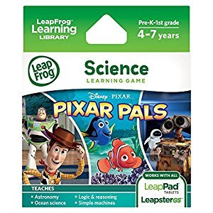 LeapFrog Explorer Learning Game: Pixar Pals