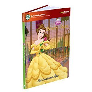 LeapFrog LeapReader Book: Disney Beauty and the Beast, The Enchanted Rose (works with Tag)