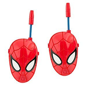 IMC Toys - 551183 - Jeu Ç?lectronique - Talkie Walkie - Spiderman