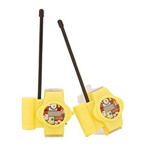 Sakar Nickelodeon SpongeBob Walkie Talkies