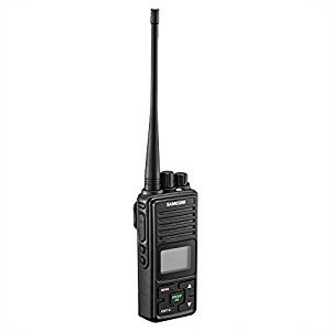 Samcom FPCN10A 20 Channel with Group Button two way radio,UHF 400-470MHz with 3km Range (1 unit)