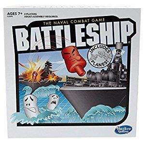 Battleship with Planes Amazon Exclusive