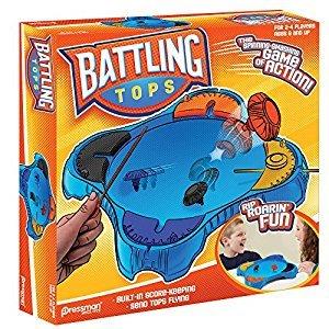 Pressman Toys Battling Tops Game (4 Player)