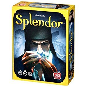 Asmodee Editions Splendor Board Game