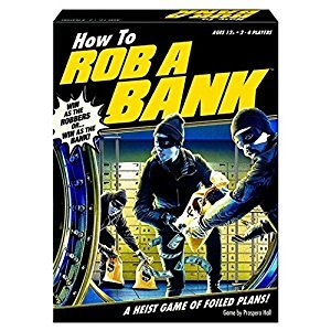 BIG G CREATIVE BIG 1001 How To Rob A Bank