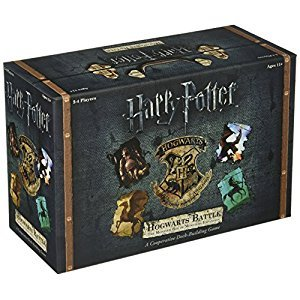 Harry Potter Hogwarts Battle, The Monster Box of Monsters Expansion Card Game