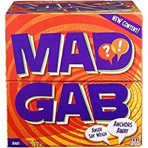 GAMES Mad Gab Game