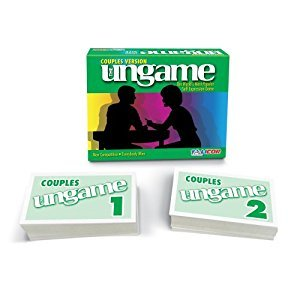 The Distribution Solutions Pocket Ungame Couples Version