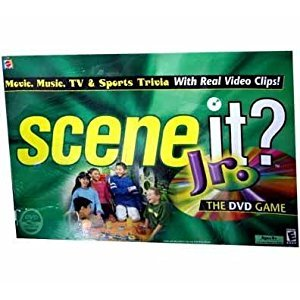 Mattel Scene It Jr. Dvd Game
