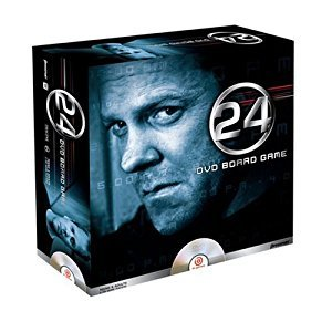 NEW 24 Dvd Board Game (DVD)