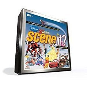 Scene It? Disney Trivia - 2nd Edition - DVD Game