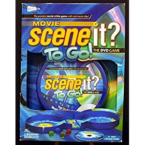 Scene It? Movie 2 Go