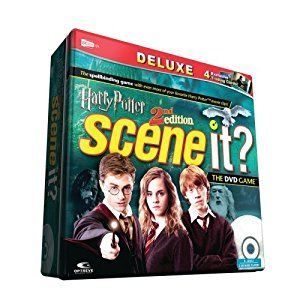 Screenlife Scene It? Harry Potter 2nd Edition DVD Game (2007)