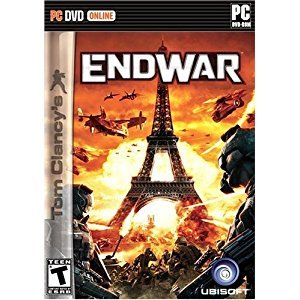 Tom Clancy's End War (Fr/Eng game-play)
