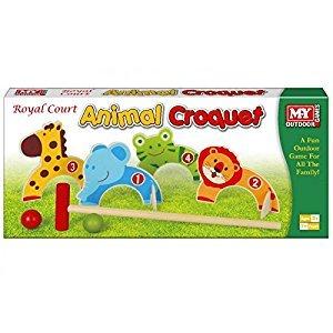 M.Y Outdoor Games - Animal Croquet - Children's Outdoor Games
