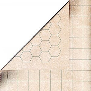 Chessex Manufacturing 96257 Reversible Battlemat