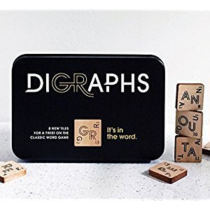 Digraphs | Scrabble Board Game Add-On