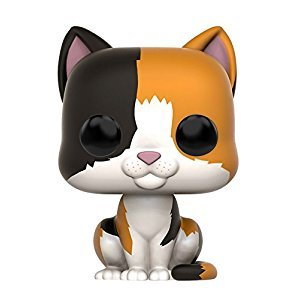 Funko POP Pets: Pets - Calico Action Figure