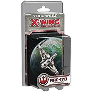 Star Wars X-Wing: Arc-170 Expansion Pack Game