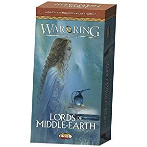 War Of The Ring Lords of Middle Earth