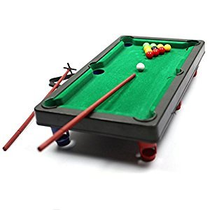 MIni Table Snooker Pool Funny Relax Toys Office Home Toys