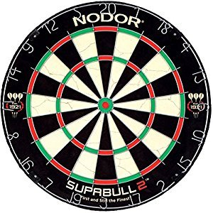 Nodor SupaBull2 Bristle Dartboard