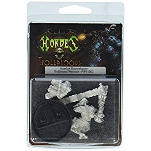 Privateer Press PIP71002 Hordes-Trollblood-Warlock Hoarlok Doomshaper Model Kit