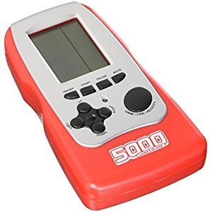 5000 Games in One Pocket Arcade Handheld Electronic Game - Various Colors