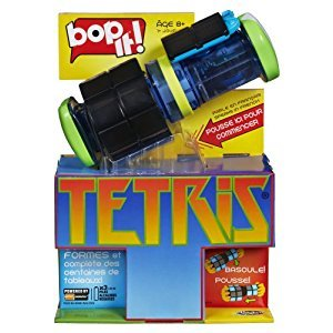 Bop It! Tetris Game, French