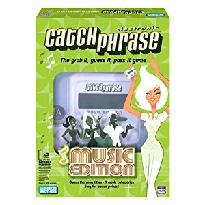 Electronic Catch Phrase Music Edition