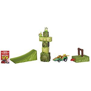 Angry Birds Go! Tower Takedown Game