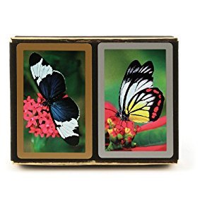 Congress Butterfly Playing Cards (Pack of 2), Standard Index