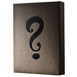 Mystery Box Playing Cards (Red) by JJ Abrams