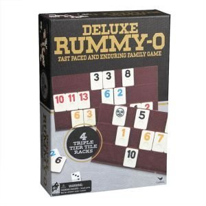 Rummy Foil Box by Cardinal