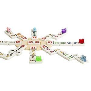 Train Hub For Mexican Train Domino