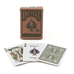 Springbok Bicycle Eco Edition Playing Cards