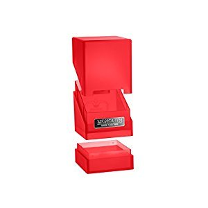 Ultimate Guard 100 Card Monolith Deck Case, Ruby
