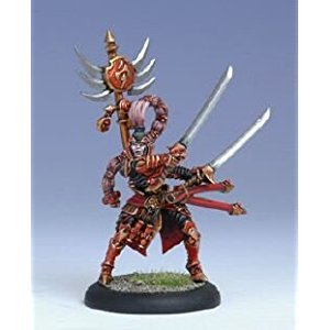 Privateer Press PIP74002 Skorne-Archdomina Makeda Model Kit