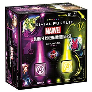 USAOPOLY Trivial Pursuit Marvel Cinematic Universe Volume 2 Game