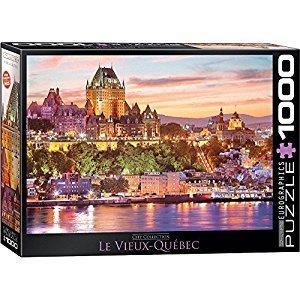 Eurographics 6000-0763 Le Vieux-Quebec 1000-Piece Puzzle
