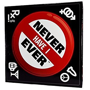 Never Have I Ever - The Classic Party Game for Adults