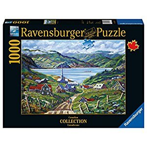 Ravensburger Charlevoix, Quebec Canadian Collection Canadienne Puzzle (1000-Piece)