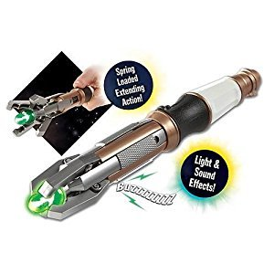Underground Toys 03407 Doctor Who 11th Sonic Screwdriver