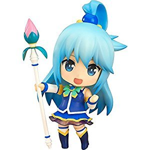 Good Smile Kono Subarashiki Aqua Nendoroid Action Figure