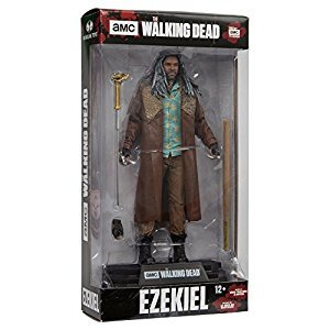 McFarlane Toys McFarlane Toys The Walking Dead TV Ezekiel Collectible Action Figure