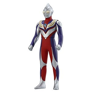 Ultra Hero 500 08 Ultraman Tiga (Multi-type) (japan import)