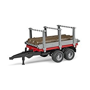 Bruder Timber Trailer
